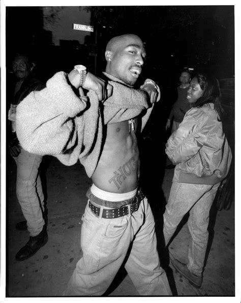tupac thug life tattoo portfolio why tupac is an eternal style icon vogue