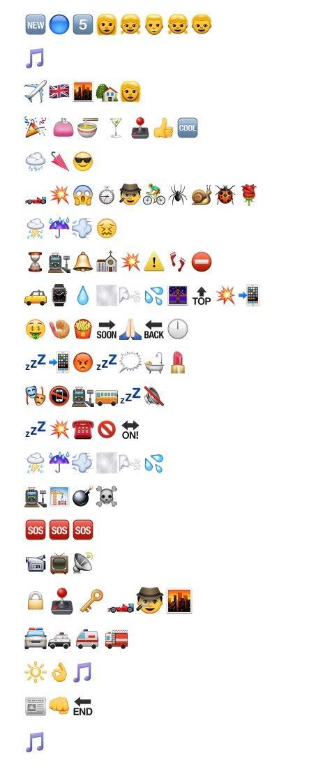 emoji online das neue h 246 rspiel vorab als emoji story 5 geschwister
