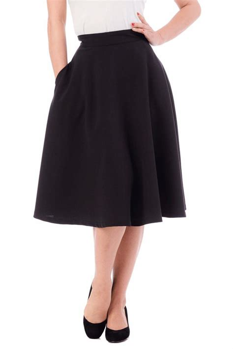 steady clothing high waist circle skirt from omaha by