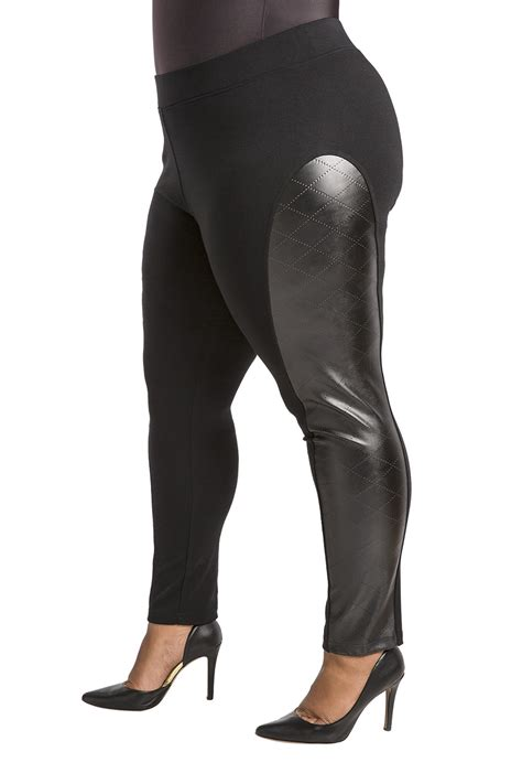 Legging All Size come in all sizes plus size poetic justice