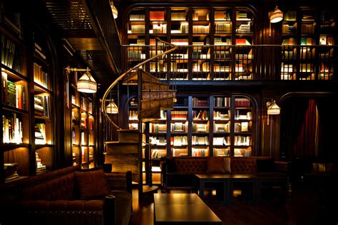 the bars books the nomad hotel by jacques garcia in new york yatzer