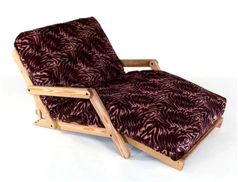 futons ta trifecta pine lounger