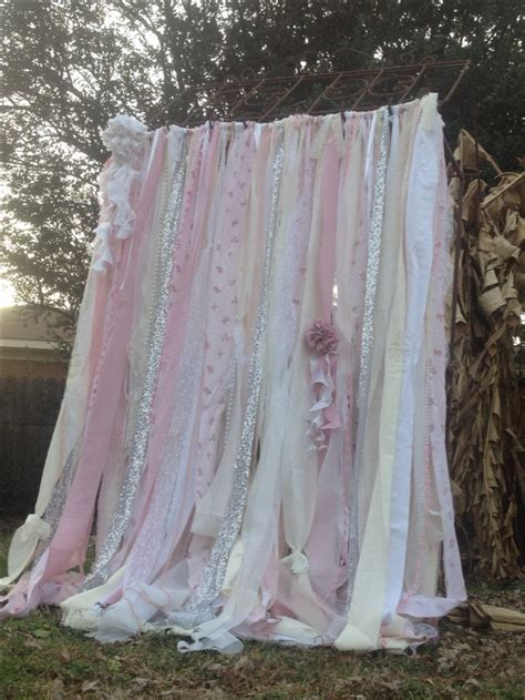 shabby curtains shabby chic curtains vintage rachel ashwell by changesbyneci