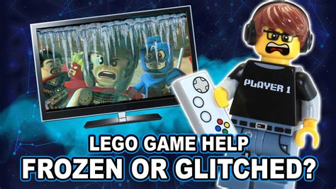 tutorial lego frozen lego game freeze or glitch here s what to do bricks to