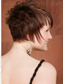 haircut choppy with points photos and directions top 25 short choppy hairstyles haircuts for women in 2017
