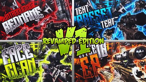 clan thumbnail pack v1 faze and red reserve by