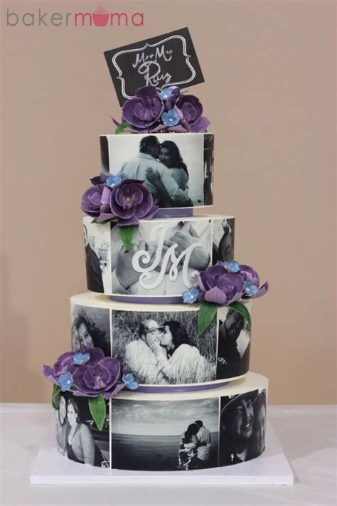 Photo Cake Designs by Best 25 Photo Cakes Ideas On Photo Birthday