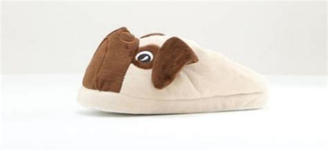 pug slippers next cozy and affordable slippers to stay warm this winter