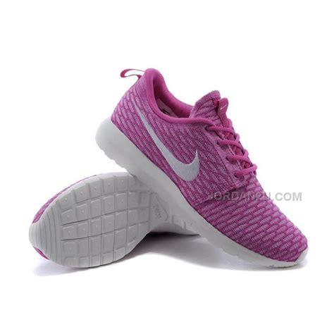 Nike Roshe Run Blue Orange womens nike flyknit roshe run shoes blue orange price