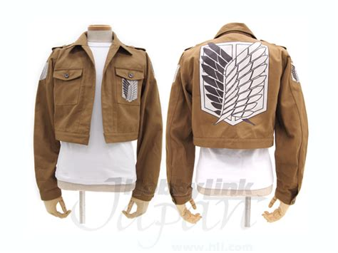 Jaket Scouting Legion the scouting legion jacket ver l by cospa
