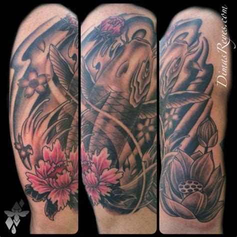 japanese peony tattoo black and grey on demand replays bj betts on demand bj betts lettering