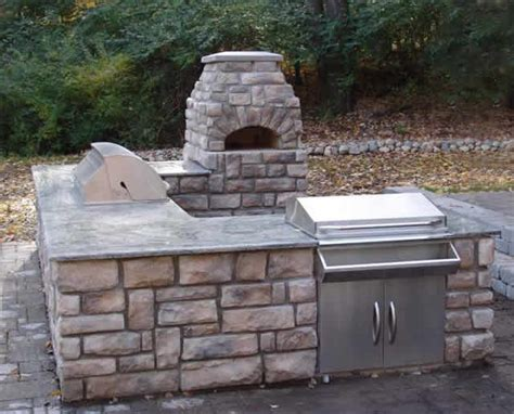 Kitchen With L Shaped Island Outdoor Living Cris Smith 270 316 1699 Contractor