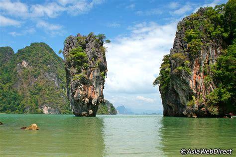 james bond island  phang nga bay attractions nearby phuket