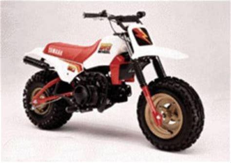 yamaha big wheel 80 bw80 manual
