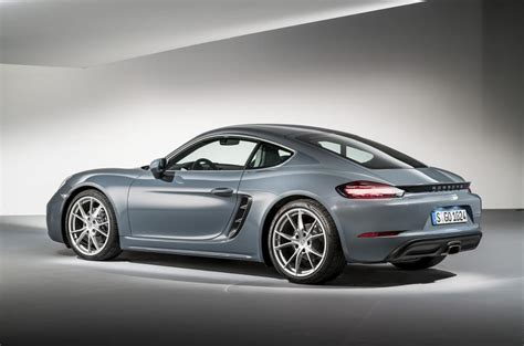 porsche specifications new porsche 718 cayman specifications and official