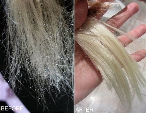 best bleached hair treatment diy miracle hair repair maquiagens cabelo e dicas