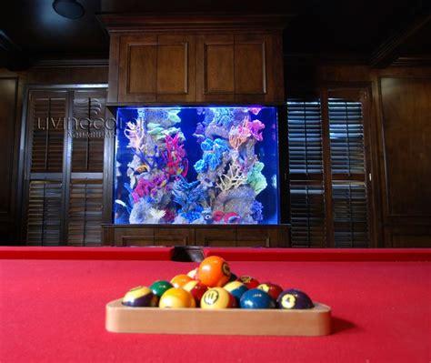 Aquarium Pool Table by Pool Table Custom Aquarium Dimensions 60 X 24 X 48 H