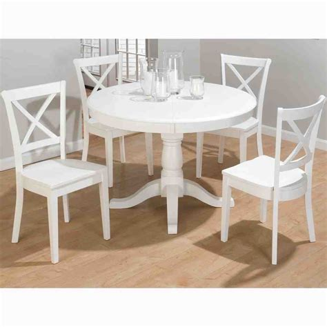 white chairs for dining table white dining table and chairs home furniture design