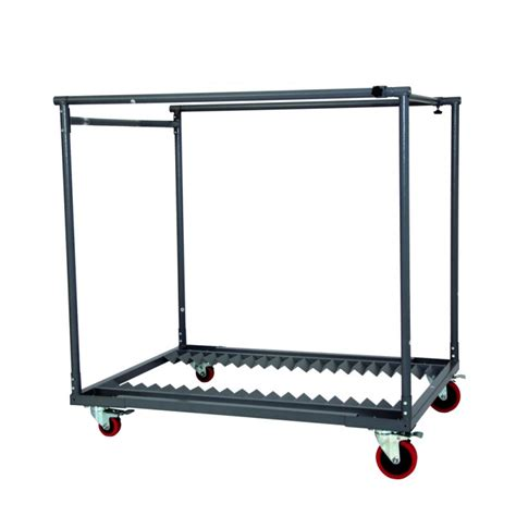 Table Carts by Cocktailtrolley Table Cart For High Bar Folding Tables