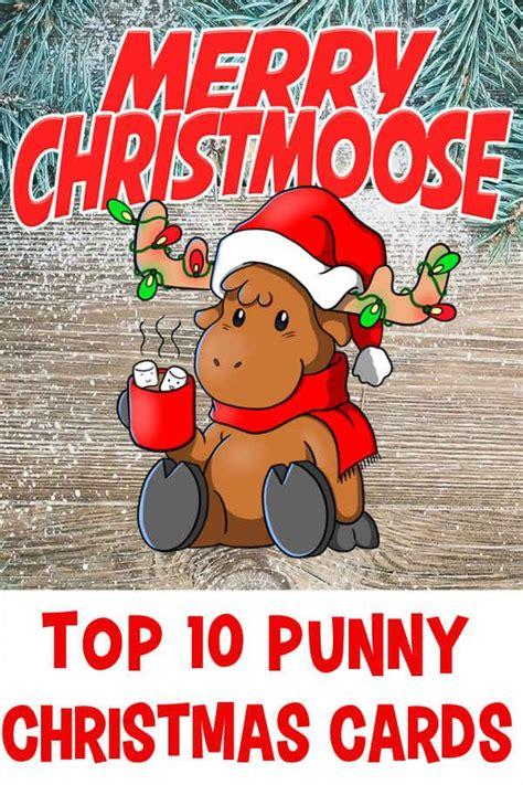 funny pun christmas cards     laugh christmas humor funny christmas cards
