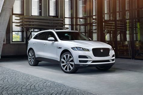 new suv jaguar 2018 jaguar f pace suv pricing for sale edmunds