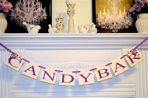 Wedding Table Banner by Bar Wedding Garland Bannergarland Sweetheart Table