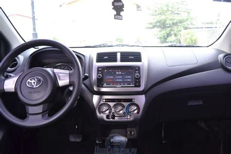 toyota wigo   year  automatic transmission  sale  cars philippines