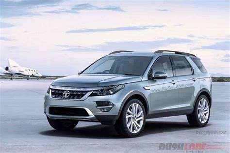land rover safari 2018 2018 tata safari rendering takes design cue from land