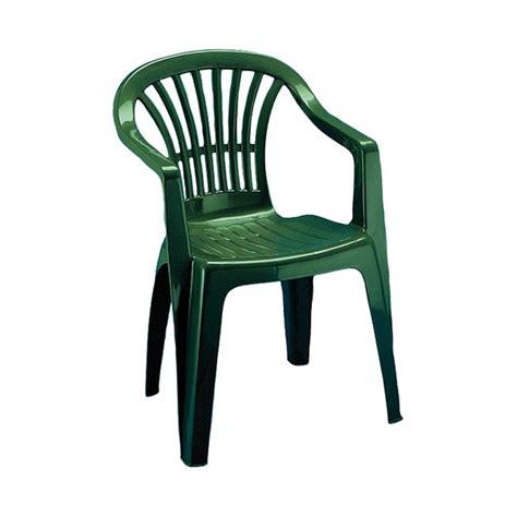 chaise de jardin plastique vert fauteuil de jardin altea vert 472679 progarden