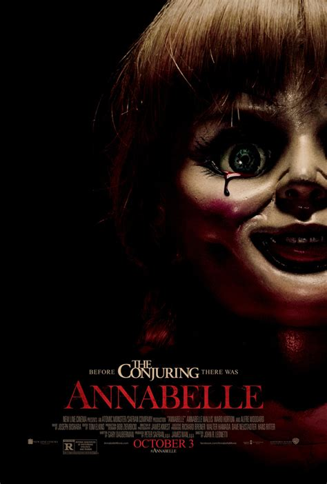 annabelle doll 2014 annabelle 2014 dread central