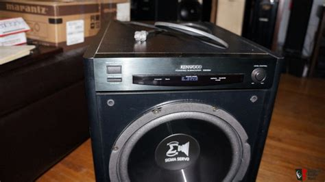 Speaker Kenwood 12 Inch kenwood 1050sw subwoofer 12 inch photo 1267409 canuck audio mart