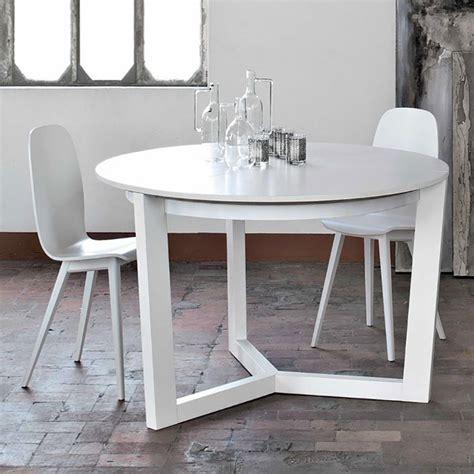 tavolo rotondo allungabile moderno tavoli rotondi allungabili dal design moderno mondodesign it