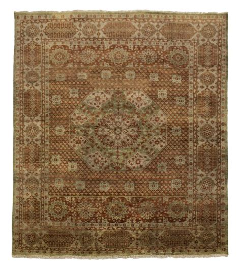 rug auction indian agra style wool rug 10 x 7 9 quot estates auction day two