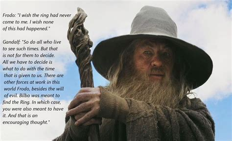 Gandalf Quotes 2 gandalf quotes gandalf sayings gandalf picture quotes