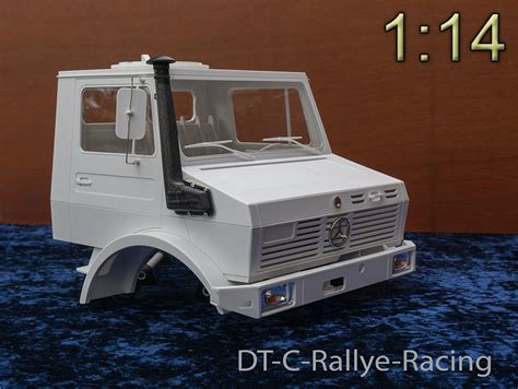 unimog  ul bw fahrerhaus  dt  rallye racing shop
