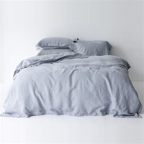 Linen Quilt Cover by Quilt Covers Bed Linen Bedroom