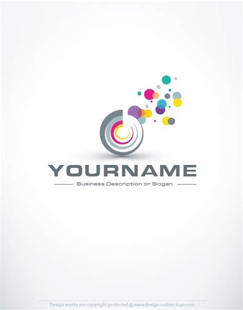 design free company logo online design buy online abstract logo free business card