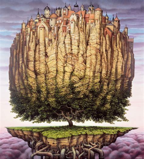 galeria imagenes surrealistas ilustraciones pinturas surrealistas surrealismo jacek