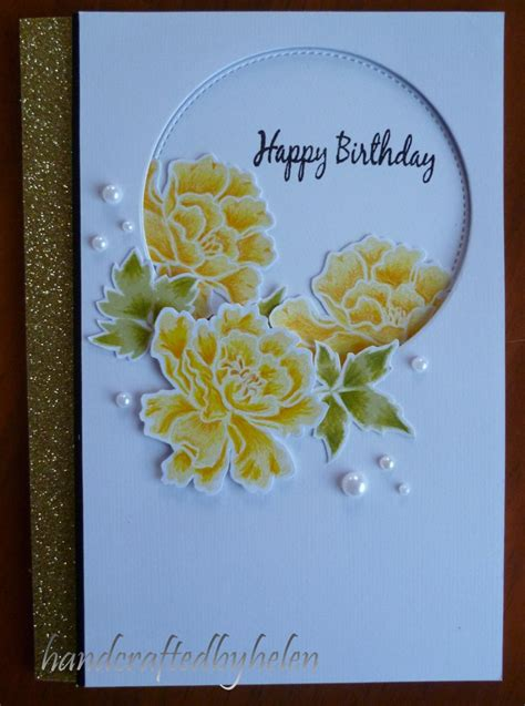 Handcrafted By - handcrafted by helen altenew lacy scroll cards