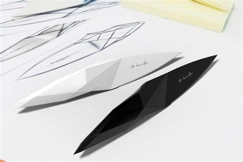 designer kitchen knives knives of future past yanko design