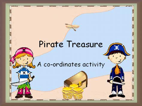 treasure map template ks1 pirate
