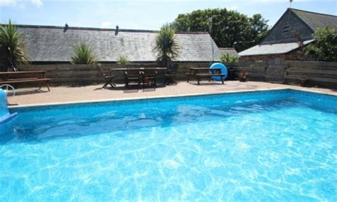 Cottages With Pools Cornwall Cottage Holidays Swimming Pools Newquay