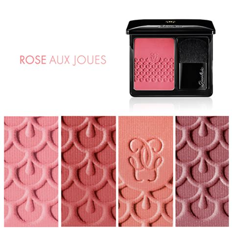 Guerlain Aux Joues Blush On Shade 03 6 5gr bloom of guerlain fall 2015 collection x treme