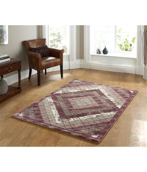 bhajana home decor multicolour cotton carpet buy bhajana