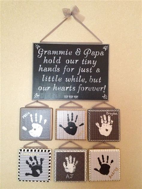 Handmade Grandparent Gifts - 147 best gifts for grandparents images on