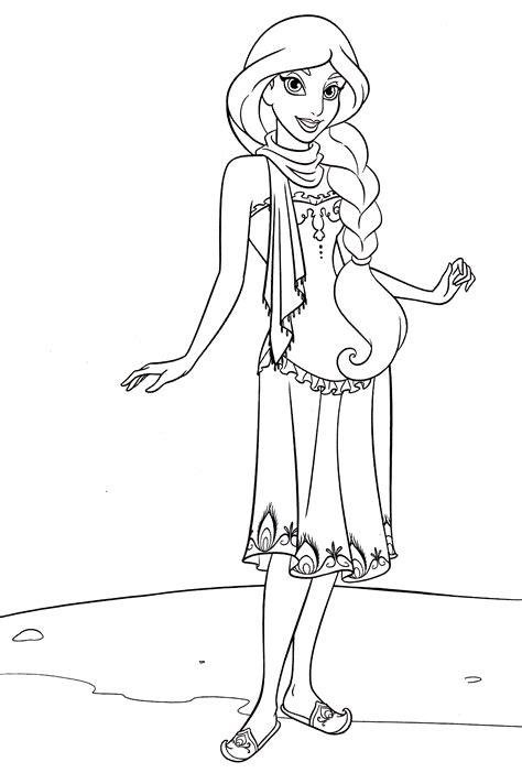 coloring pages walt disney princess walt disney coloring pages princess walt