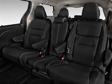 Toyota 8 Passenger Seating Image 2017 Toyota Se Fwd 8 Passenger Natl Rear