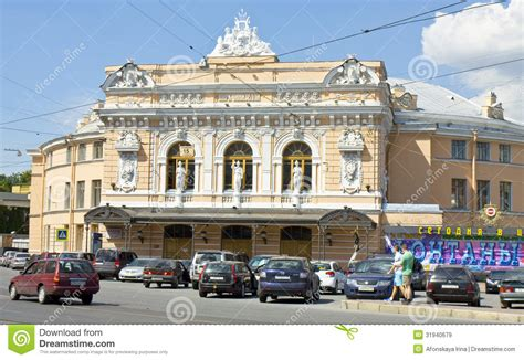 Sheds St Petersburg Fl by St Petersburg Building Of Circus Editorial Stock Image Image 31940679