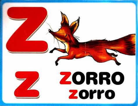 imagenes de animales con z el blog de la se 241 o sara abecedarios color may 250 scula y
