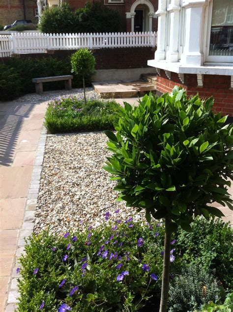 Front Garden Design Ideas Low Maintenance Wimbledon Low Maintenance Front Garden For The House